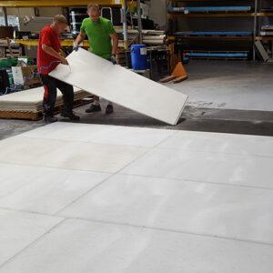 Panele syntetyczne do budowy lodowiska o wysokiej jakości wynajem lub zakup