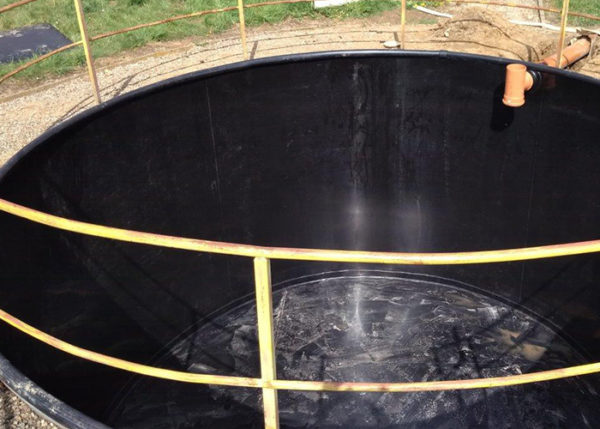 Wykładziny chemoodporne z tworzywa do zbiorników, renowacja zbiorników poprzez uszczelnienie