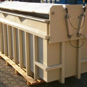 wanny galwaniczne trawialnicze wykonanie z certyfikowanego materiału tworzywa sztucznego